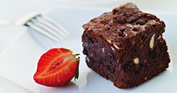 Brownie al Cioccolato vegan