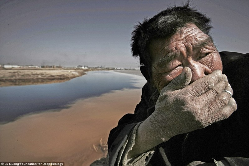 mongolia fiume giallo