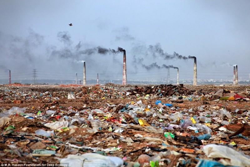 rifiuti impianto incendiario