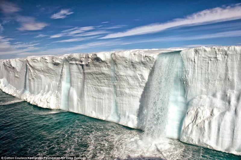 scioglimeto palcche ghiacciai