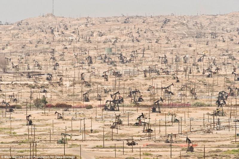 sfruttamento petrolifero