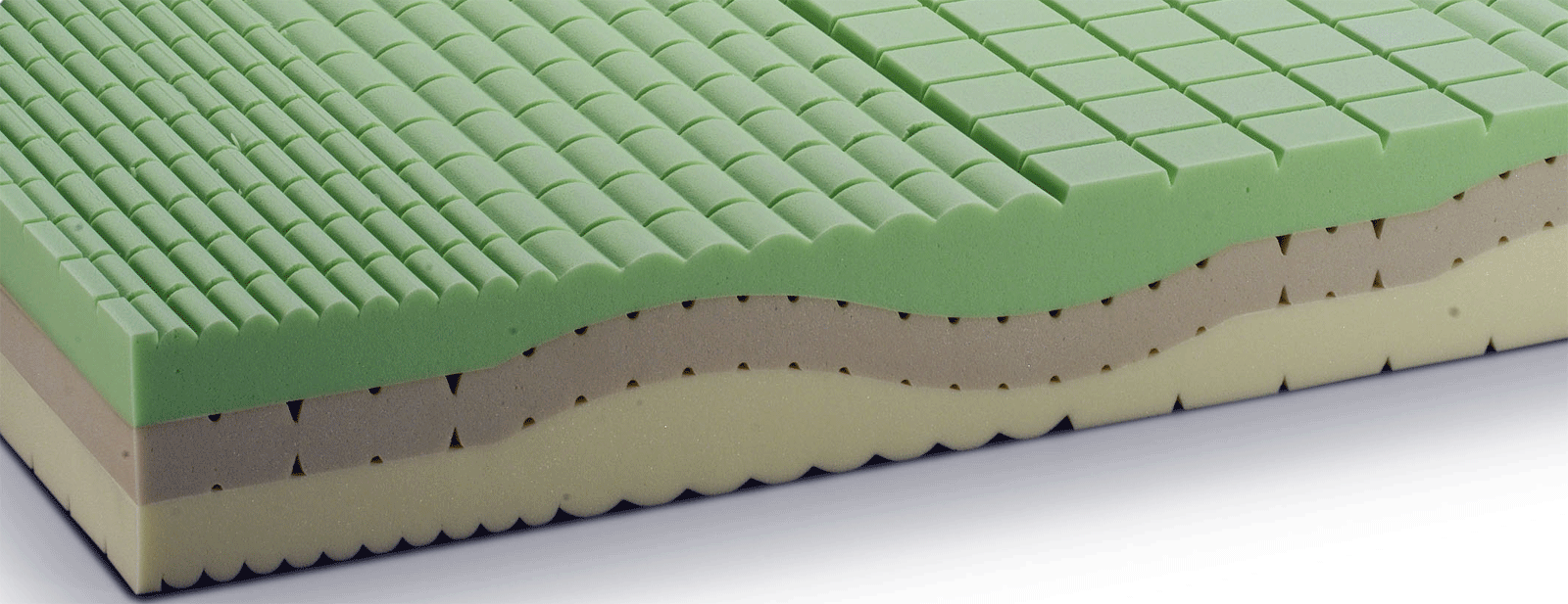 Materassi In Lattice Cancerogeni.Memory Foam Migliori Materassi Ortopedici